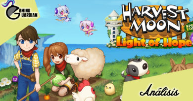 [Análisis] Harvest Moon: Light of Hope Special Edition