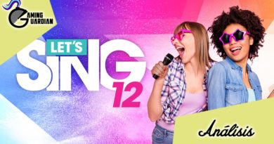 [Análisis] Let's Sing 12