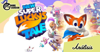 [Análisis] New Super Lucky's Tale