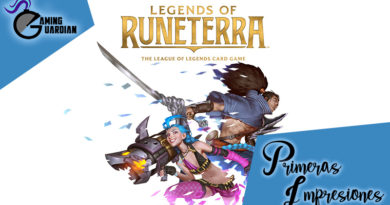 [Primeras Impresiones] Legends of Runeterra