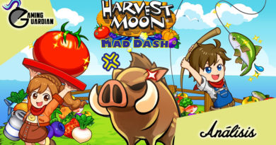 [Análisis] Harvest Moon: Mad Dash