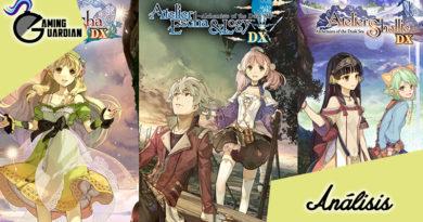 [Análisis] Atelier Dusk Trilogy Deluxe Pack