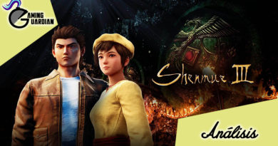 [Análisis] Shenmue 3