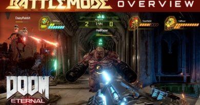 Battlemode Doom Eternal Portada