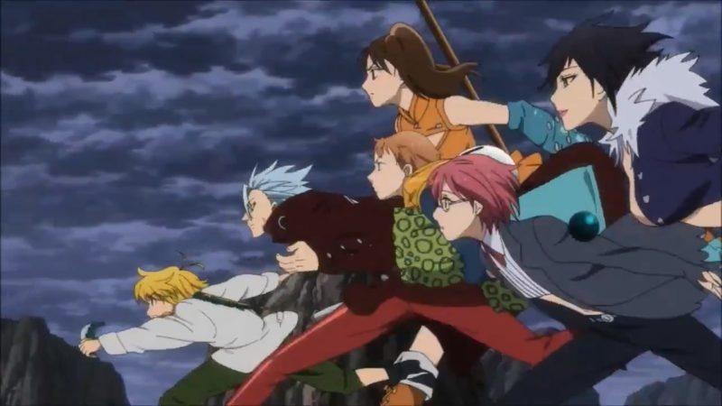 Nanatsu no Taizai Final Manga