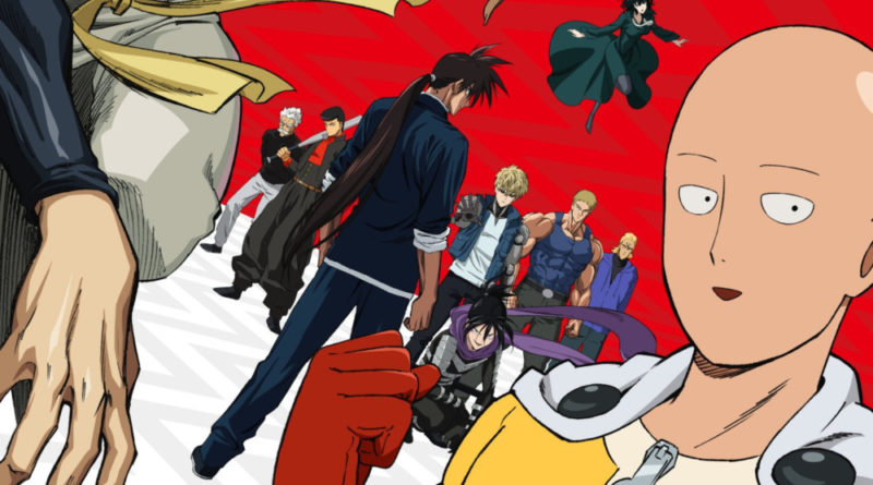 One Punch Man 6 OVA 2