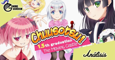 [Análisis] Chuusotsu 1.5th graduation: The Moving Castle
