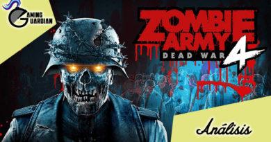 [Análisis] Zombie Army 4: Dead War