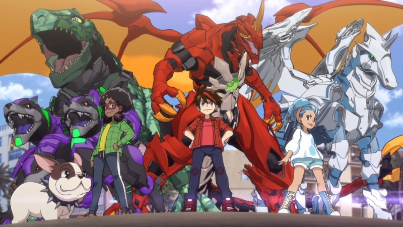Canciones Bakugan: Armored Alliance Portada