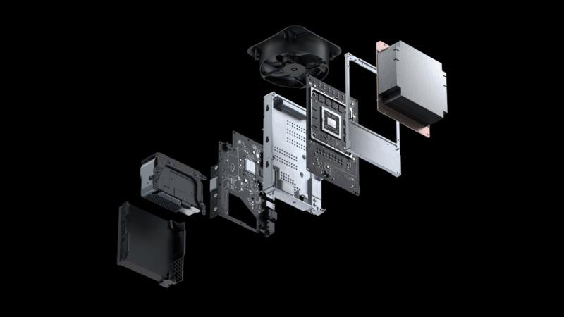 Xbox Series X Tech Portada