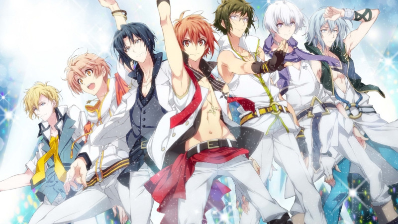 IDOLiSH7 Second Beat! Canciones Portada