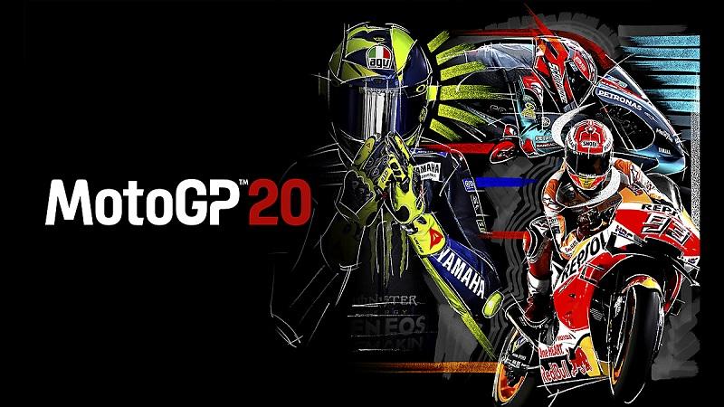 MotoGP 20 Análisis Portada