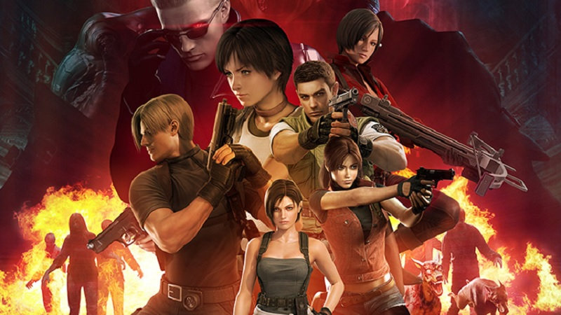 Resident Evil Remakes Capcom
