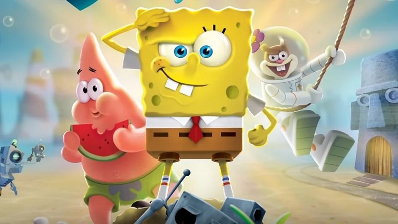 SpongeBob SquarePants Remastered junio 23