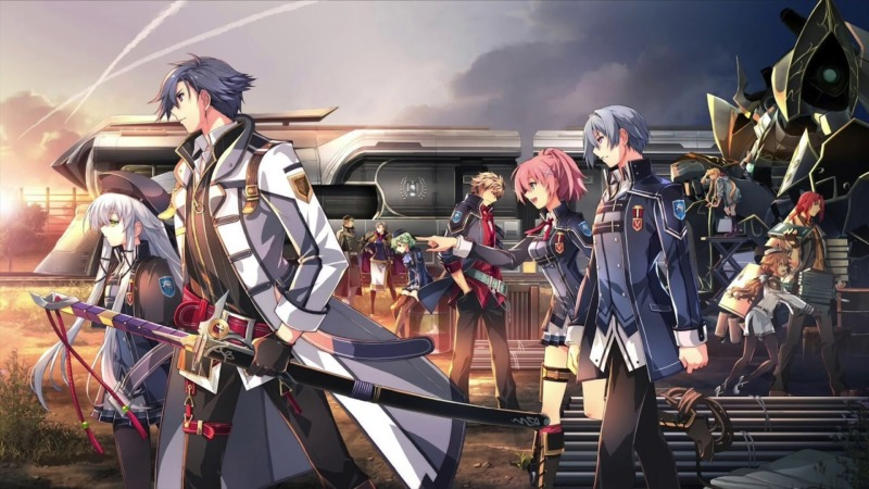 Trails of Cold Steel IV Norteamérica