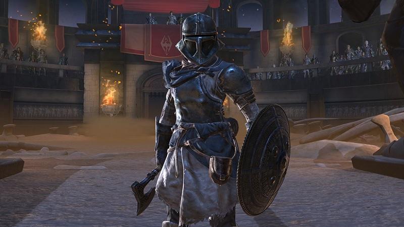Elder Scrolls Blades Lanzamiento Switch