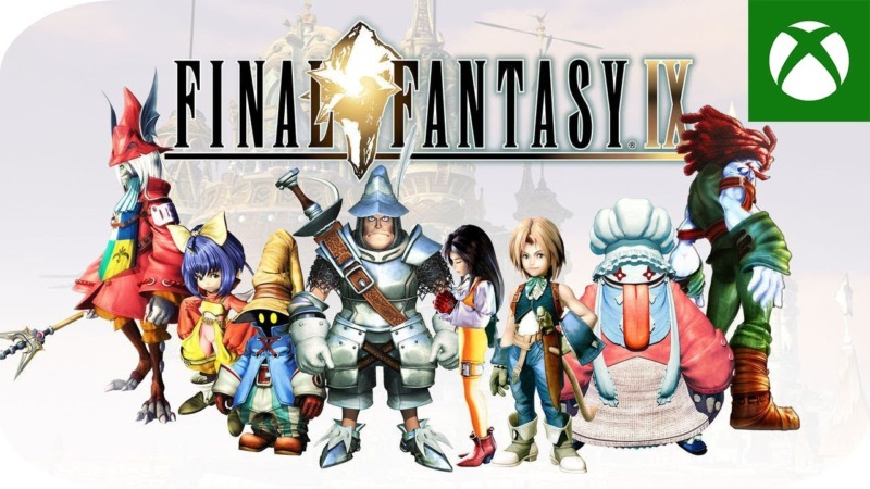 Final Fantasy IX Game Pass