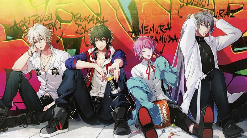 Se atrasa el estreno del anime 'Hypnosis Mic -Division Rap Battle ...