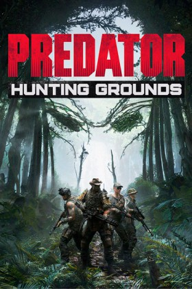 Predator Hunting Grounds Cover Análisis