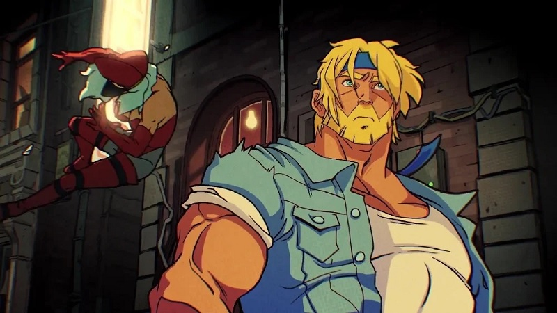 Streets of Rage 4 Físico Merge Games