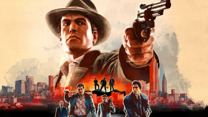 mafia 2 definitive edition gameplay filtrado