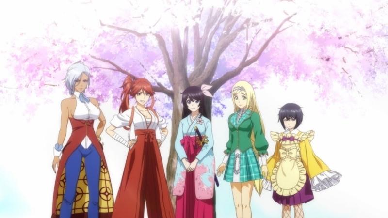 Sakura Wars Fin Manga