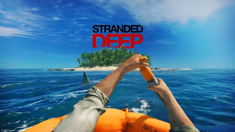Stranded Deep Análisis Portada