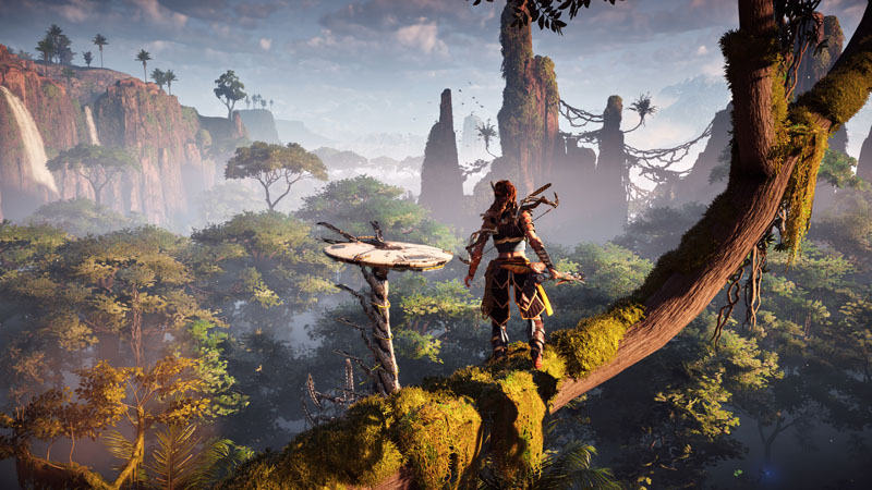 Horizon Zero Dawn Complete Edition Fecha PC