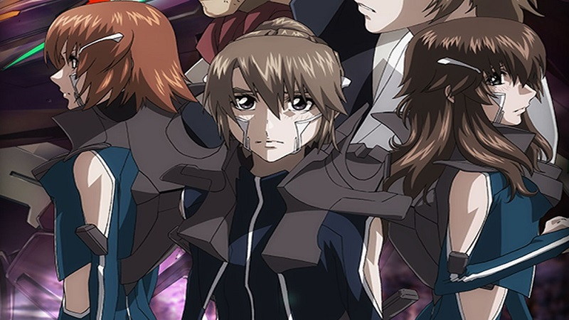 Sōkyū no Fafner THE BEYOND Capítulos 2020 Portada